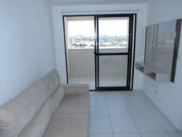 Apartamento com 2 dormitórios para alugar, 58 m² por R$ 1.800,00/mês - Pitimbu - Natal/RN