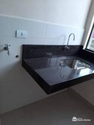 Apartamento com 2 dormitórios para alugar, 86 m² por R$ 1.300/mês - Centro - Poços de Cald