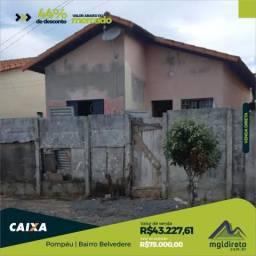 Casa à venda com 2 dormitórios cod:18192