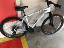Bicicleta aro 29 sutton câmbio shimano 21v Freio disco hidráulico
