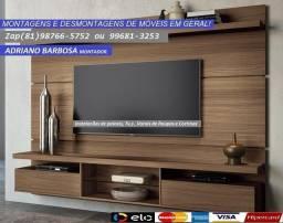 Montador de móveis Adriano Zap 81 9  *