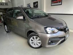Toyota Etios X PLUS 1.5 AT