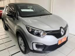 Renault Captur Life 1.6 16V X-tronic CVT ano 2018