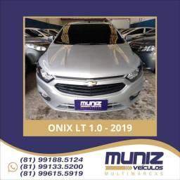 Chevrolet Onix Lt Flex - 2019