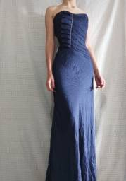 Vestido Patchoulle azul