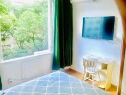 Amplo quarto confortável Copacabana local nobre passos ? ?praia