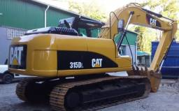 Escavadeira Cat 315 DL