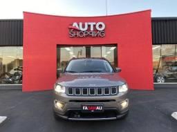 Jeep Compass Limited Flex Aut 2018 (Pacote HighTech)