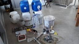 kit cervejeiro completo - Fabrique sua própria cerveja