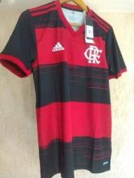 Camisa do Flamengo 2020 Sem patrocínio