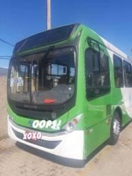 Ônibus mascarello 2014, man 15190, único dono, $ 89.990 tenho 3 unidades