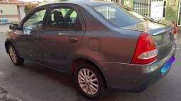 Etios 2013/13  XLS Sedan1.5 Flex 34.500