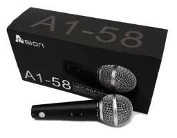 Microfone com fio Profissional A1-58 | Avision