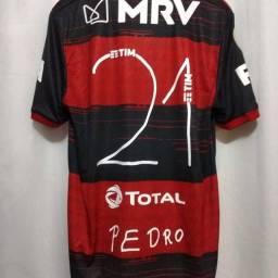 Camisa do Flamengo 2020 Personalizada