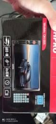 Multimídia 2din automotivo mp5 bluetooth sdcard