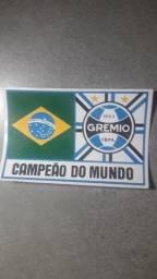 Adesivo de Grêmio Antigo
