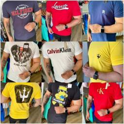Camisas nacional variadas marcas