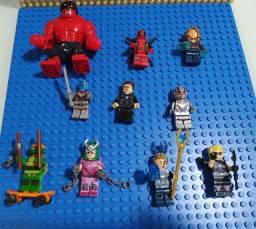 10 minifiguras similares LEGO