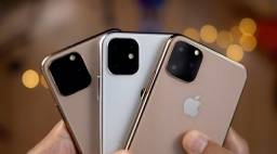 Iphones 11    64 G- semi-novos!