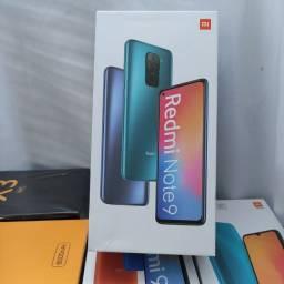 Super desconto! Redmi Note 9 da Xiaomi.. Novo Lacrado com Pronta entrega
