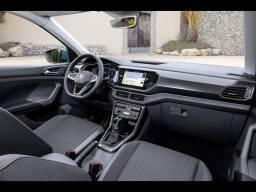 VW - VOLKSWAGEN T-CROSS COMFORTLINE 1.0 TSI FLEX 5P AUT.