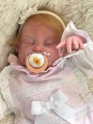 Bebê reborn Lívia