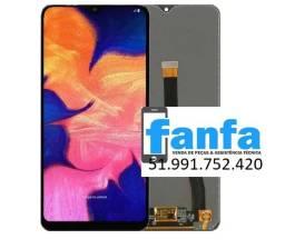 A10 Samsung Display Tela Assistencia tecnica Celular