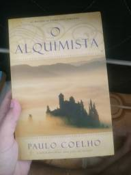 Livro O alquimista