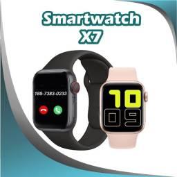 Smartwatch X7 - Relógio Inteligente
