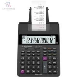 Calculadora De Mesa Casio Com Impressão Hr-100rc - Bivolt