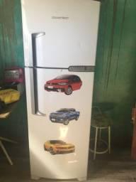 Geladeira Brastemp  gelo a seco turbo Free modelo 2018 único dono
