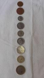 Vendo moedas do Reino Unido - libras / pounds - aceito melhor oferta