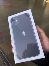 iPhone 11 128GB preto lacrado