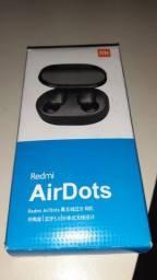 Airdots redmi nunca usado.