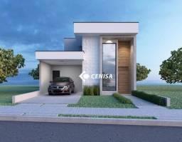 Casa com 3 dormitórios à venda, 135 m² - Condomínio Jardim Mantova - Indaiatuba/SP