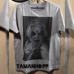Camiseta Metal Queen