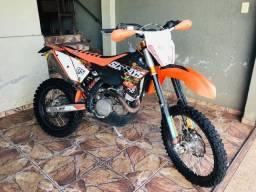Moto Trilha Ktm 450