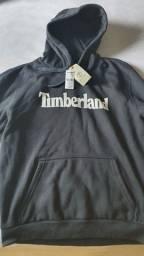 Blusa moletom com capuz Timberland