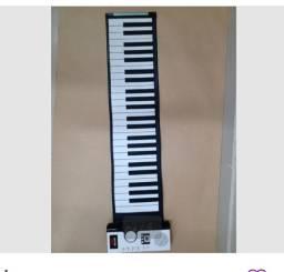 Piano Elétrico Teclado Portátil