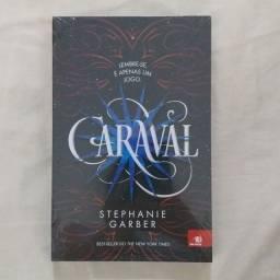 Livro Caraval - Stephanie Garber (edição econômica)