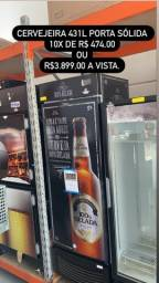 Cervejeira 430L 2 anos de garantia