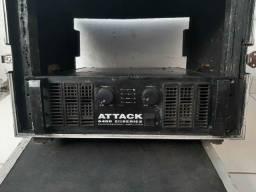 Potência Attack 4200w sms