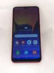 Samsung a10 s semi novo