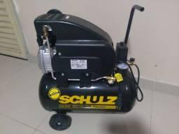 Compressor Schulz nunca foi usado