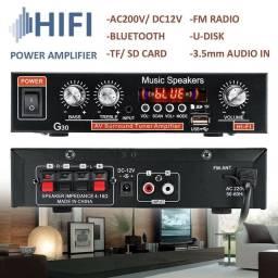 Título do anúncio: Amplificador G30