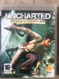 Jogo PS Uncharted