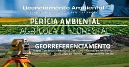 Reposição Florestal - Plano de Recuperação de Área Degradada PRAD
