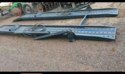 Remonta para caminhão plataforma semi-nova