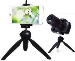 Tripé de peso para câmera mesa