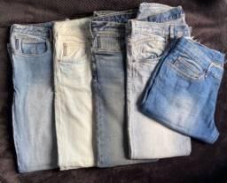 Título do anúncio: Calça Armani Jeans - Calça Diesel